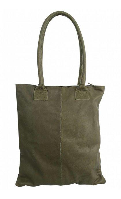 Elvy Felie Small Shopper Bag Muschio