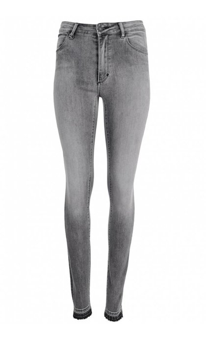 Vintage Skinny Close Grey