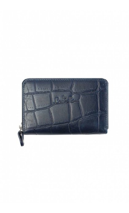 By LouLou SLB4XS Vintage Croco Dark Blue