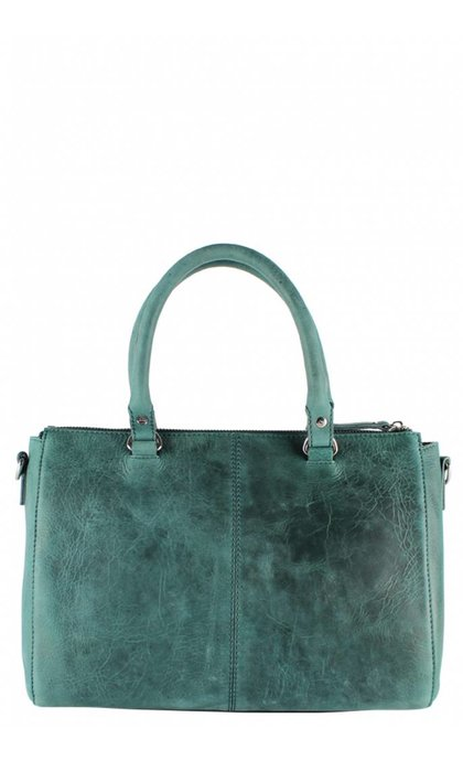 By LouLou 39BAG Bovine Pine Green
