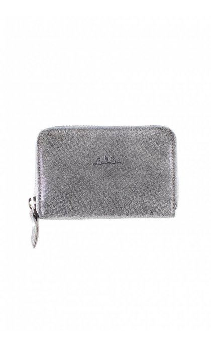 By LouLou SLB4XS Sparkling Suede Dark Grey