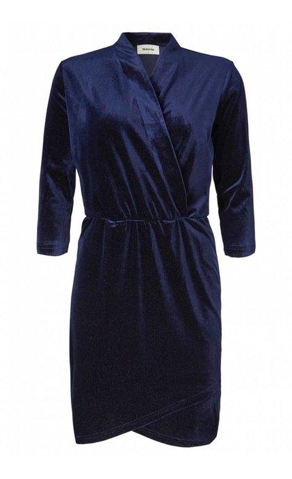 Modstrom Daniella Dress Navy Sky