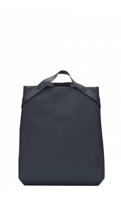 Rains Shift Bag Black