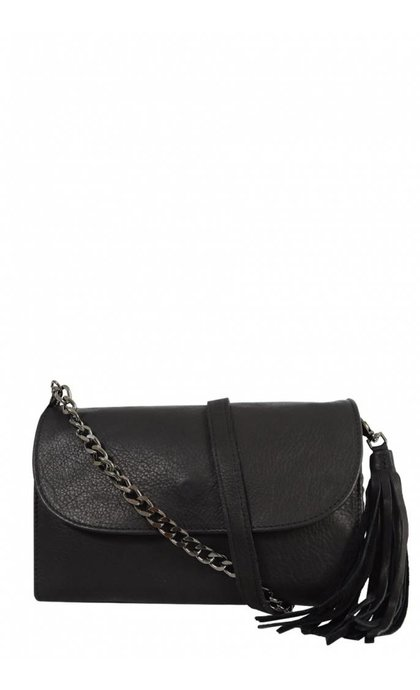Elvy Laurie Wallet Bag Black