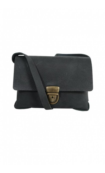 Elvy Gloria Apollo Bag Black