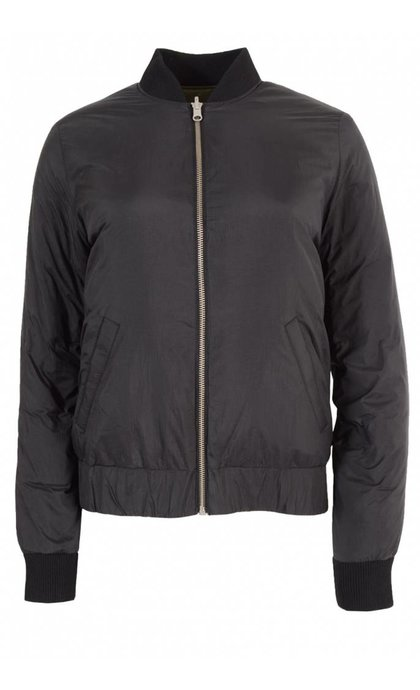Denham Soar Quilted Jacket Cinder Black