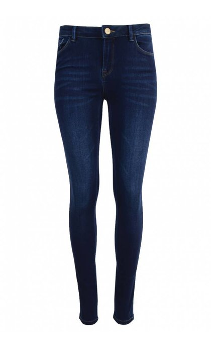 Mos Mosh Athena Super Skinny Jeans Blue