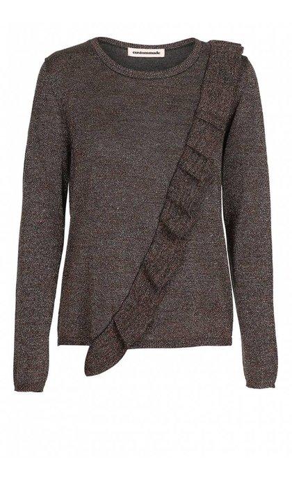 Custommade Bellua Knit Brushed Nickel