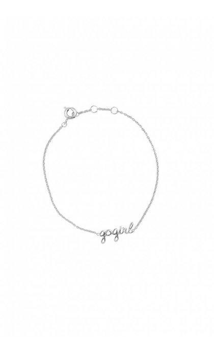 All the Luck in the World Urban Bracelet Gogirl Silver