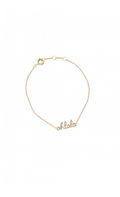 All the Luck in the World Urban Bracelet Ohlala Gold