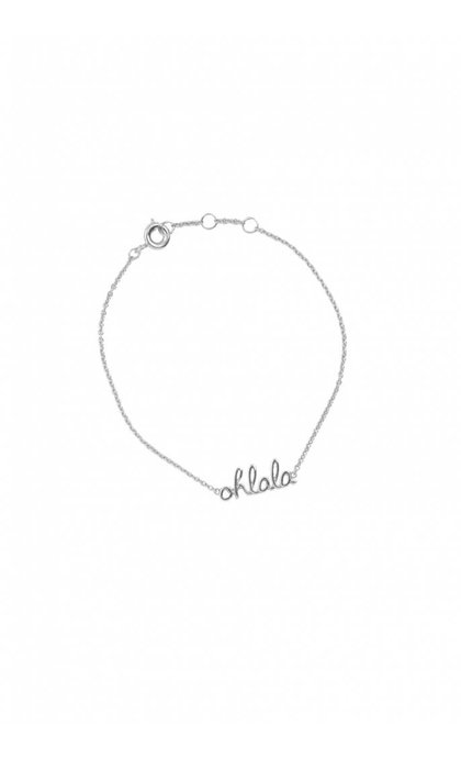 All the Luck in the World Urban Bracelet Ohlala Silver