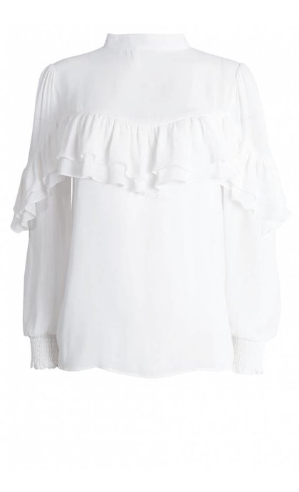 Second Female Kiwa Blouse White