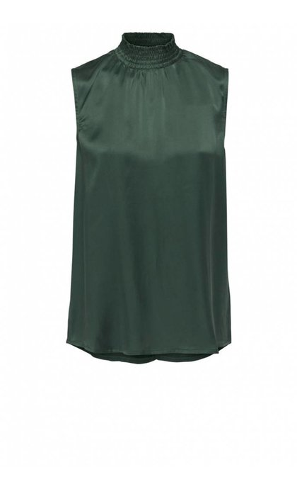 Minus Ea Silk Top Green Gables