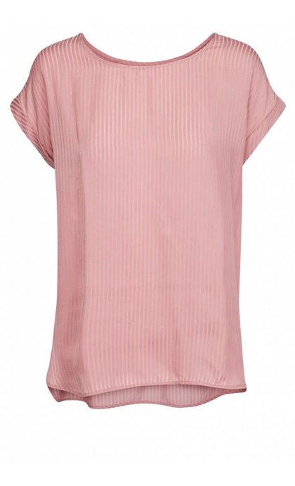 Minus Virgin Blouse Misty Rose