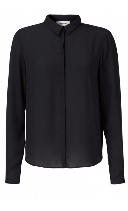 Modstrom Cyler Collar Shirt Black