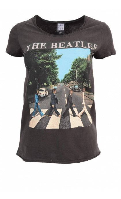 Amplified The Beatles Abbey Road Charcoal