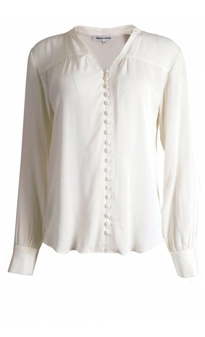 Second Female Roxanna Shirt Off white
