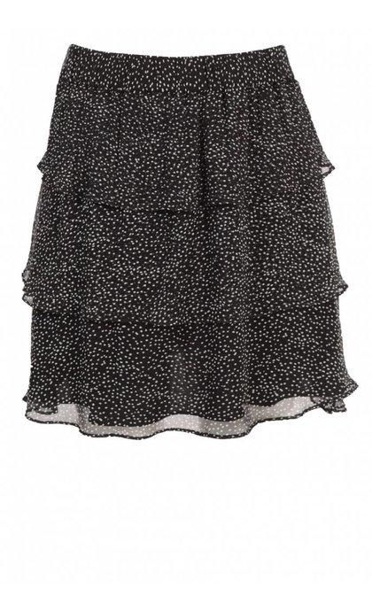 Second Female Rebecca Skirt Black color artwork