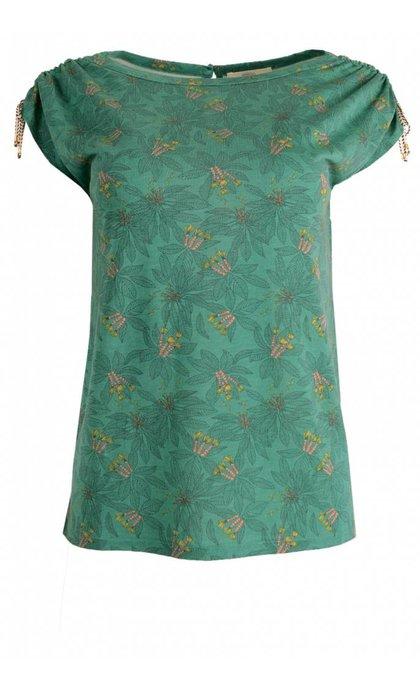 Sessun Coline T Shirt Menthol Makatea