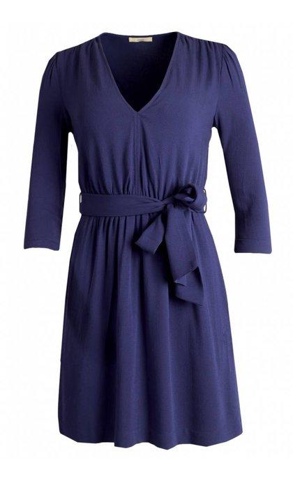Sessun Calliste Robe Mazarine Blue