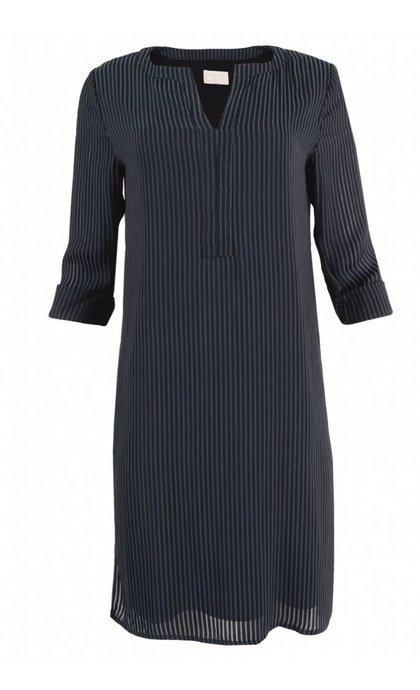 Minus Refna Dress Black Iris