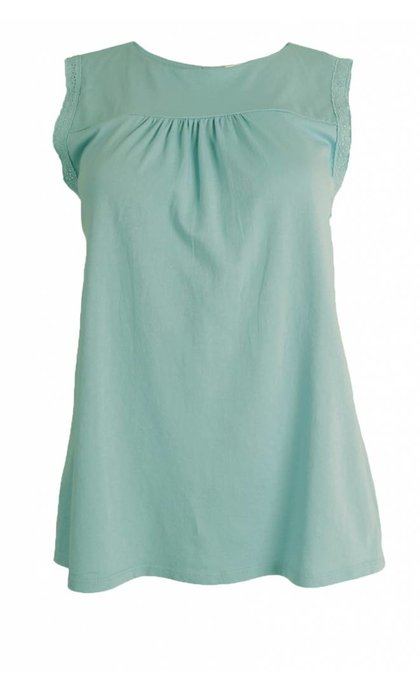 Indi & Cold BS536 T-shirt Salvia