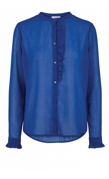 Modstrom Felone Shirt Royal Blue
