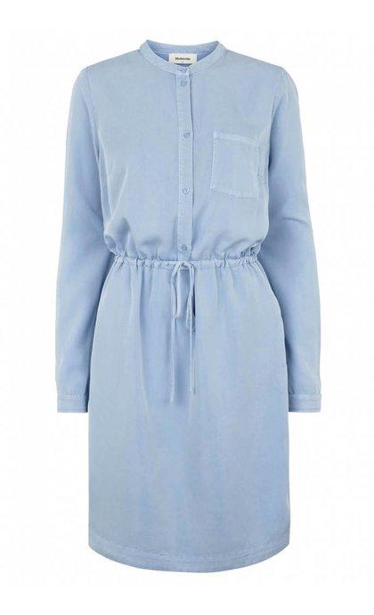 Modstrom Fabienne Dress Blue Wash
