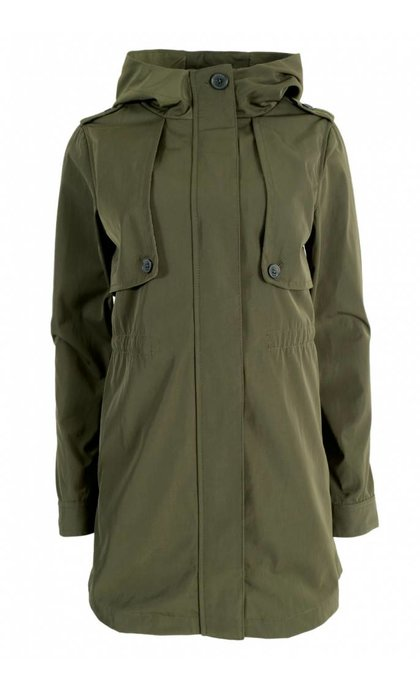Elvine Brenda Jacket Army Green
