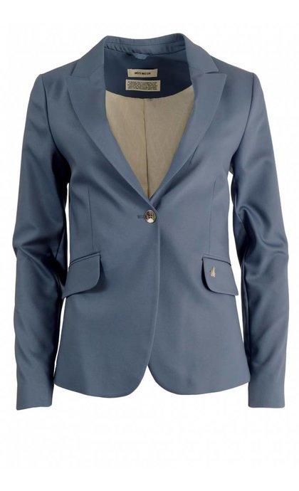 Mos Mosh Blake Night Blazer Indigo Blue