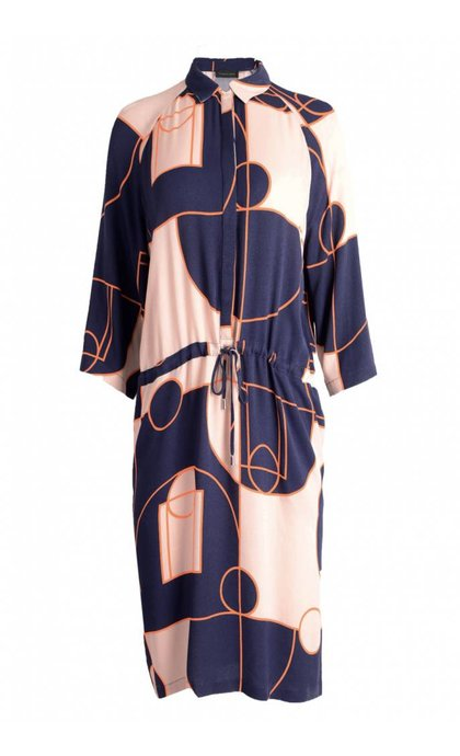 Storm & Marie Carola Dress All Over Print