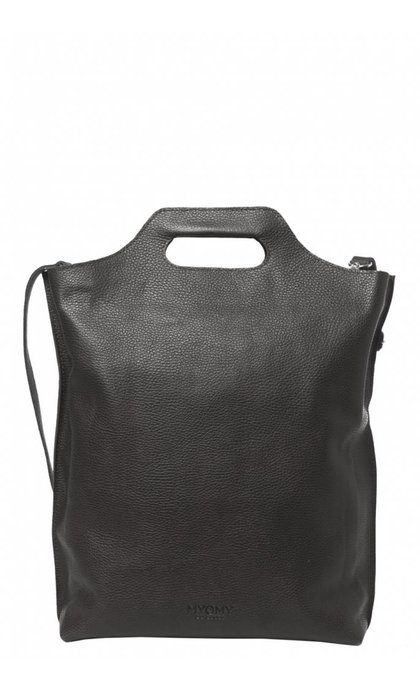MYOMY Do Goods MY PLASTIC BAG Shopper/ Rambler Black