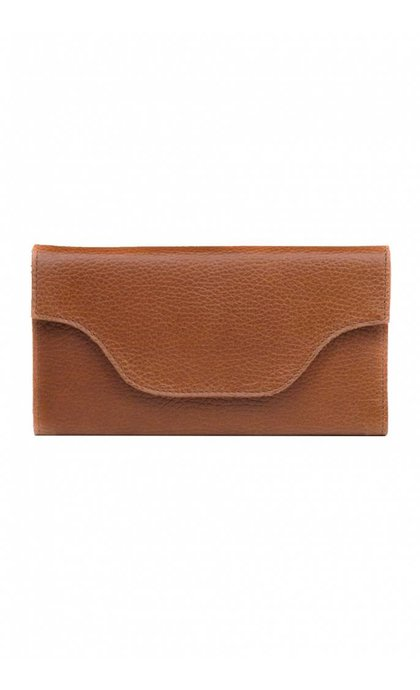 MYOMY Do Goods MY PLASTIC BAG Wallet Rambler Brandy