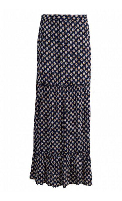 Indi & Cold VV18MI277 Skirt Indigo