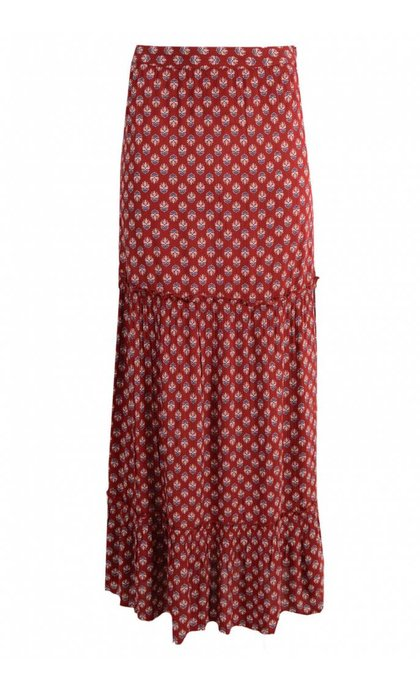 Indi & Cold VV18MI277 Skirt Rojo Indio