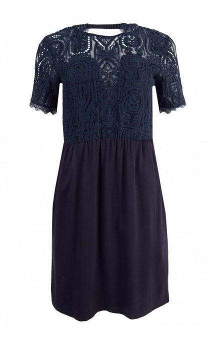 MKT Studio Rilman Dress Navy