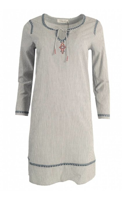 Indi & Cold VV18AD222 Dress Indigo