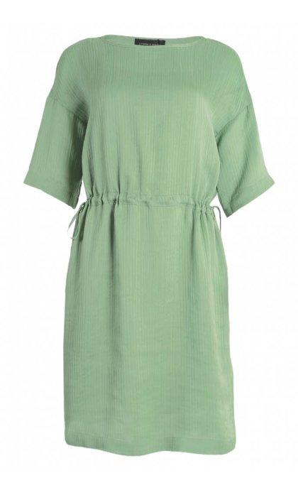 Storm & Marie Divya Dress Hedge Green