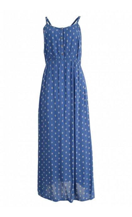 Indi & Cold VV18MI158 Dress Azul Klein