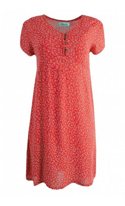 Indi & Cold VV18MI318 Dress Carmin