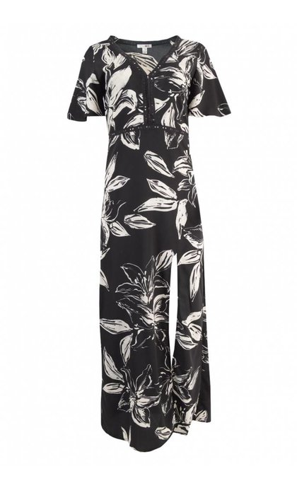 Amuse Society Seaside Dress Black Sands