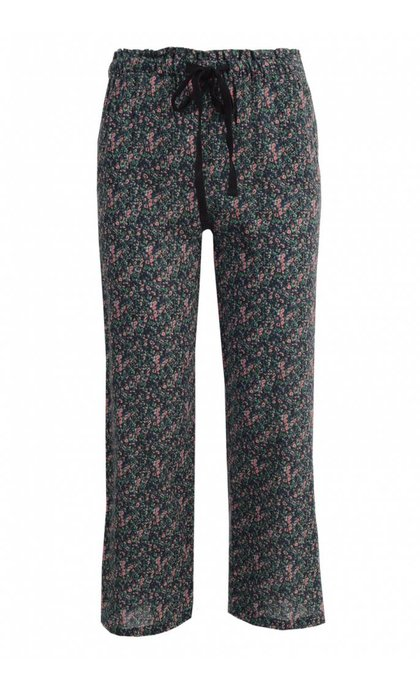 Leon and Harper Penny Pants Off Black