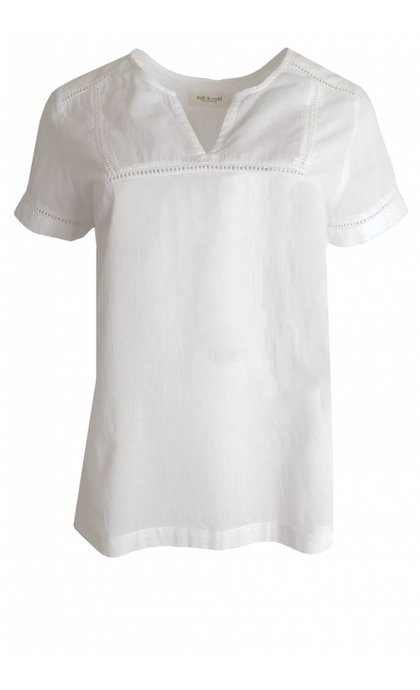Indi & Cold VV18MI526 Blouse Blanco