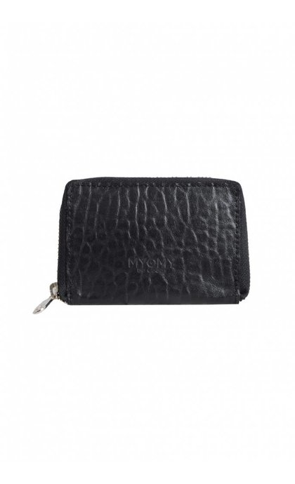 MYOMY Do Goods MYOMY  Wallet small Bubble Black