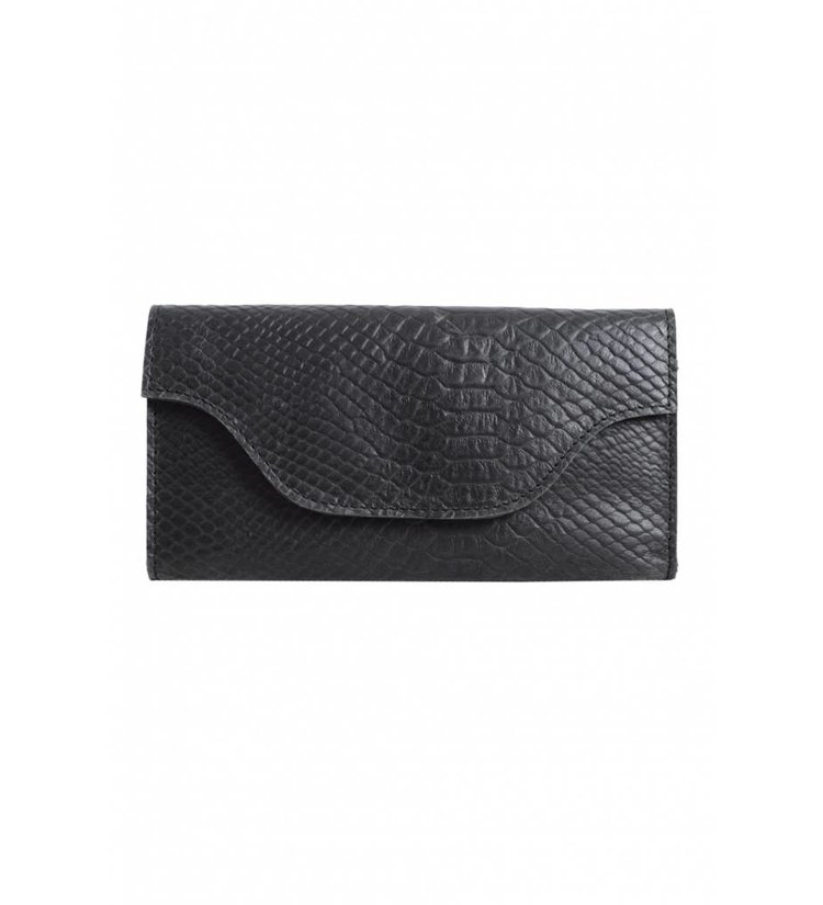c9411ef84671 MY O MY Do Goods MY CARRY BAG Wallet Anaconda Black - Fabriq