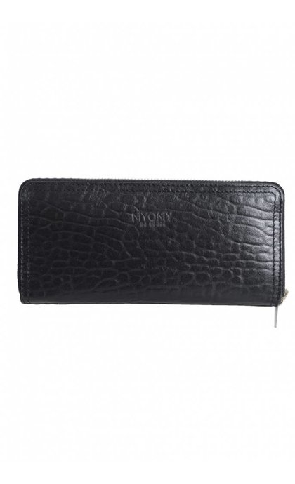 MYOMY Do Goods Wallet Large Bubble Black