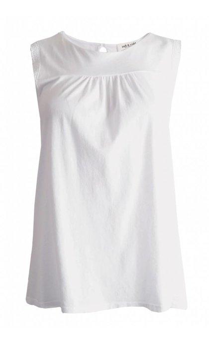Indi & Cold BS536 T-Shirt Blanco