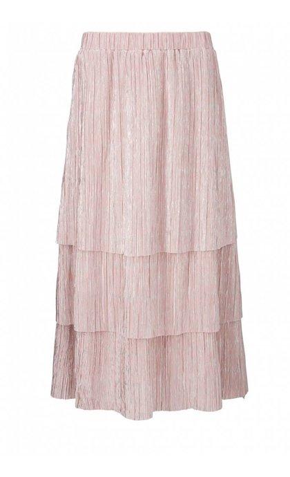 Modstrom Gracelyn Skirt Rose Shimmer