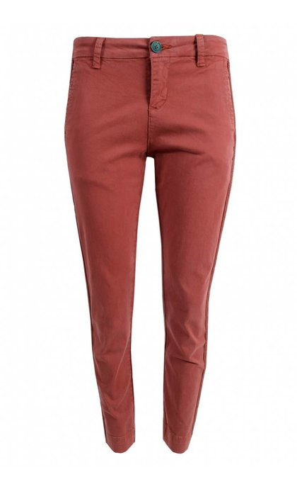 MKT Studio The Prince Pants Burgundy
