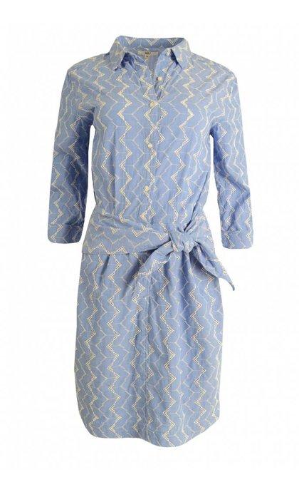 MKT Studio Ritchi Dress Blue